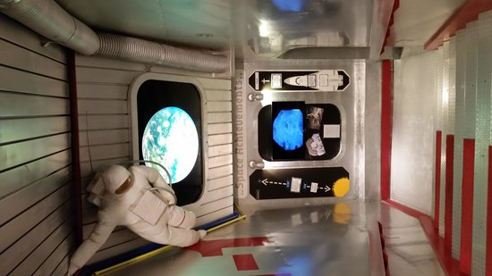 Guinness World Records Museum : space