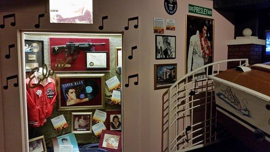 Guinness World Records Museum : elvis