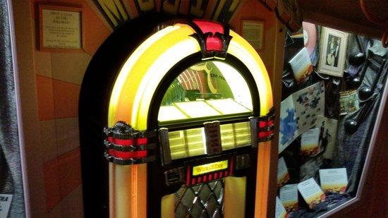 Guinness World Records Museum : jukebox