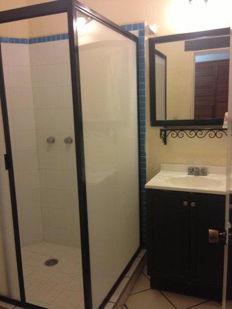 Vallarta Sun Suites & Hotel : Baño