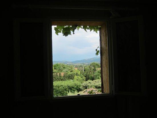 Le Mas Jorel: Room with a view