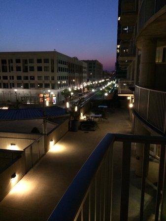 Twelve Atlantic Station: Dawn from the Balcony