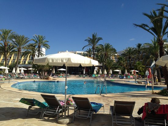 Protur Sa Coma Playa Hotel & Spa: Main pool
