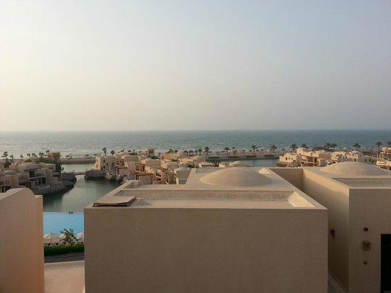 Cove Rotana Resort Ras Al Khaimah: Aussicht :-)