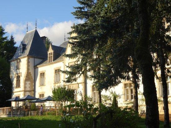 Chateau du Boisniard: Le Château dans le Parc...