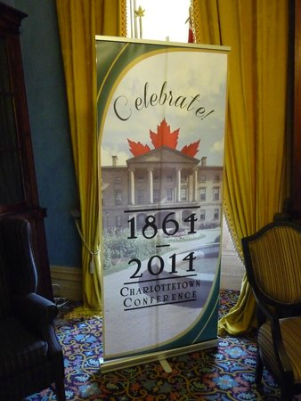 Province House National Historic Site of Canada: The anniversary year is 2014