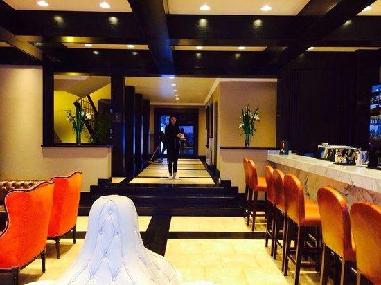 Arelauquen Lodge, A Tribute Portfolio Hotel : Bariloche hotel lobby