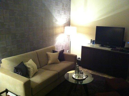Alden Suite Hotel Splügenschloss Zurich: Suite