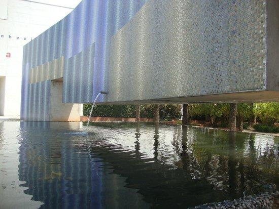 Parque das Nacoes: Lisboa - Parque das Nações - fontana