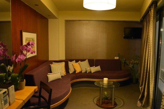 Lato Boutique Hotel : Ambiente