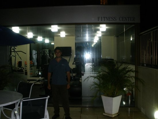 Hotel Astoria Copacabana: gym