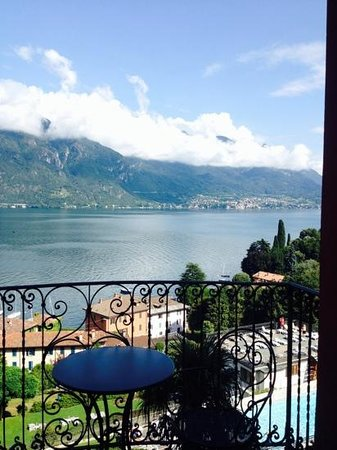 Hotel Belvedere Bellagio: from my balcony :-)