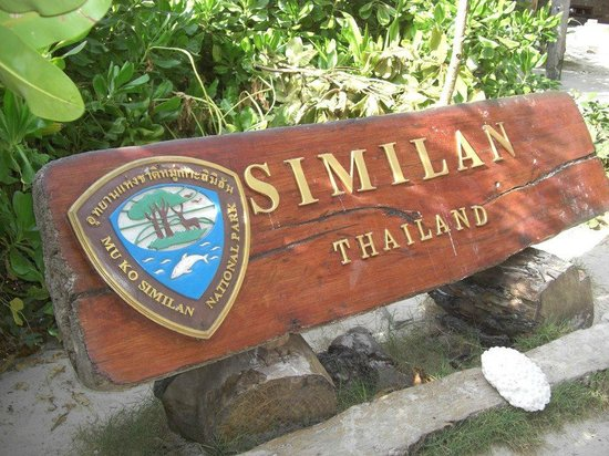 Thailand Dive and Sail : Similan