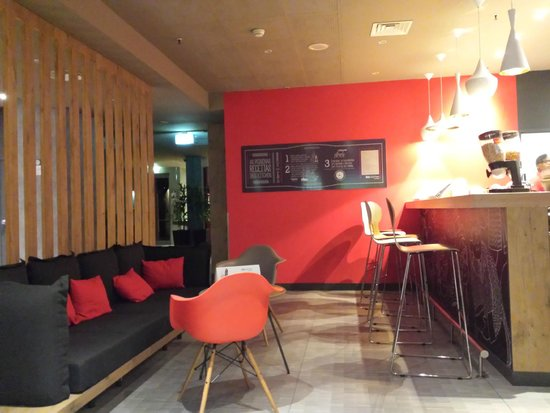 Ibis Lisboa Saldanha : Bar