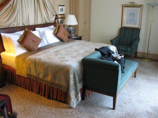 Ciragan Palace Kempinski Istanbul: Garden Suite Bedroom