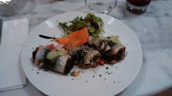 Olive&Artichaut: Sardines farcies