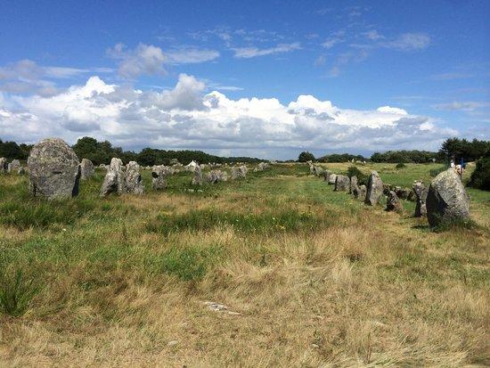 Megaliths of Carnac : Carnac