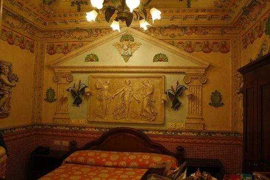 Hotel Pensione Barrett: Room