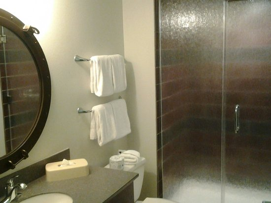 Disney's Art of Animation Resort : One of the bathrooms