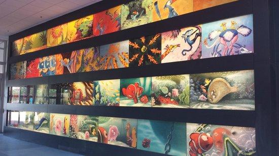 Disney's Art of Animation Resort : Main area