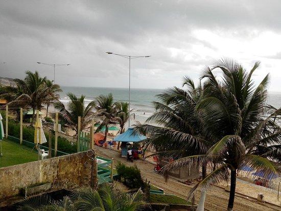 Elegance Ponta Negra Flat Beira Mar: Praia de ponta Negra