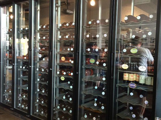 Georgetown Brewing Company: Growlers to go