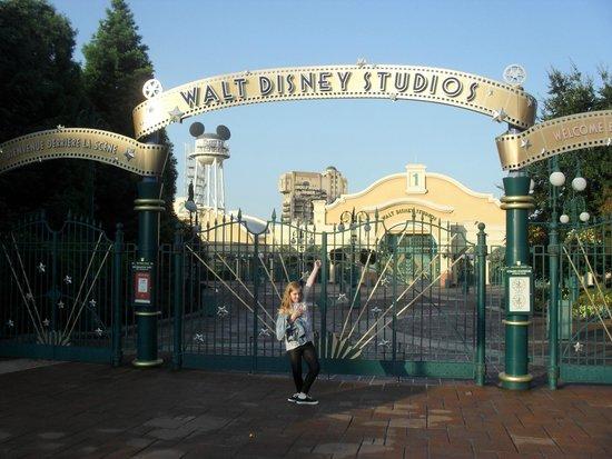 Walt Disney Studios Park: My girls loved Walt Disney Studio!