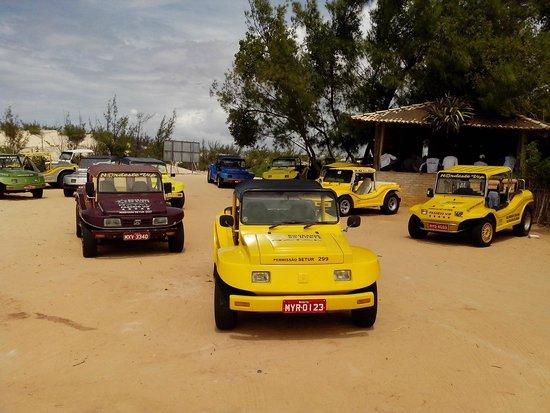 Elegance Ponta Negra Flat Beira Mar: Passeio de bugre
