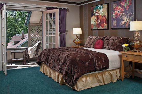 Green Gables Inn: Dryads Suite