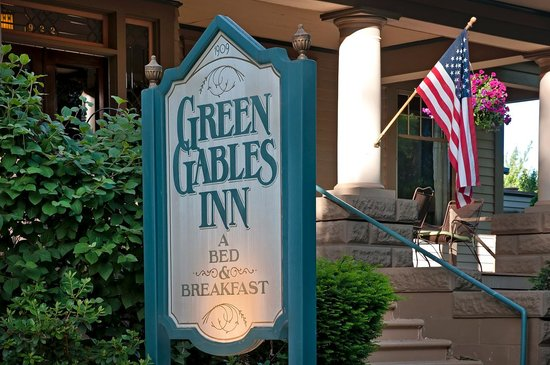 Green Gables Inn: Front of the Inn