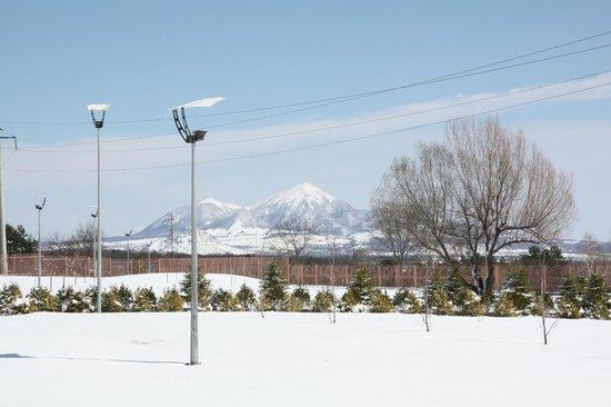 Rus Sanatorium: Вид на Бештау