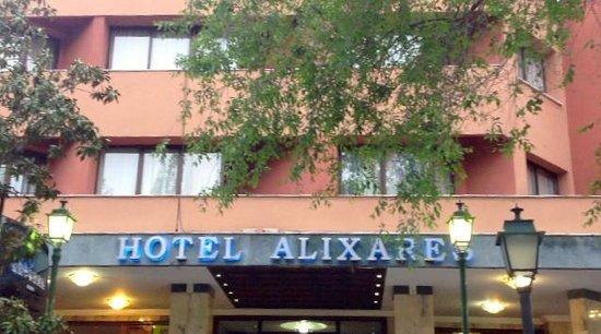 Hotel Alixares: Hotel entrance