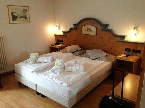 Hotel Bellavista: La cama