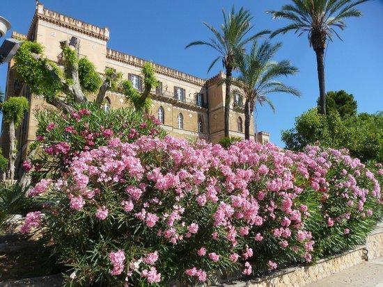 Grand Hotel Villa Igiea - MGallery by Sofitel: au détour d'une allée du magnifique jardin