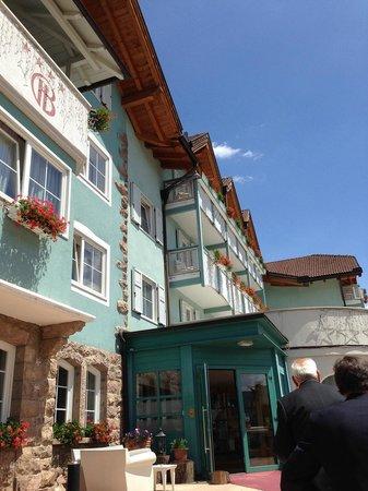 Hotel Bellavista: Entrada del hotel