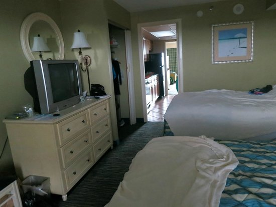 Caribbean Resort And Villas: Bedroom