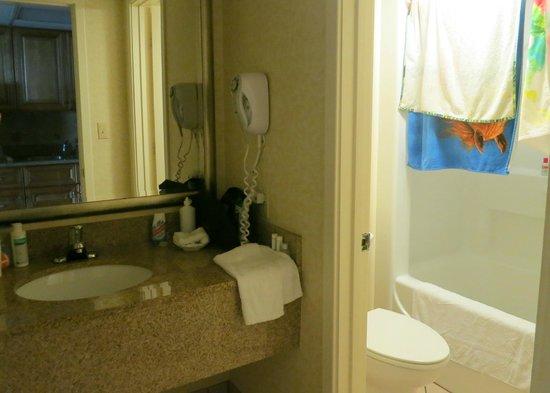 Caribbean Resort And Villas: Bathroom
