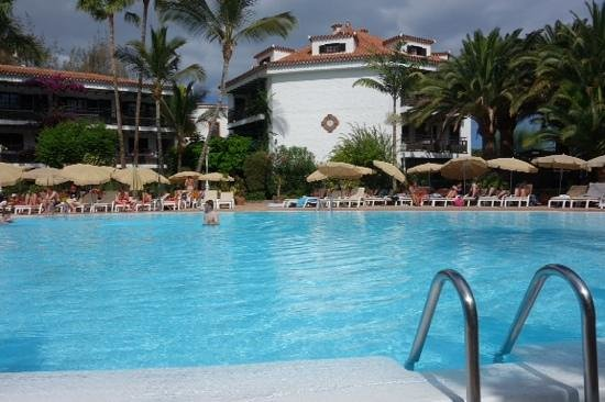 Hotel Parque Tropical : Der Pool