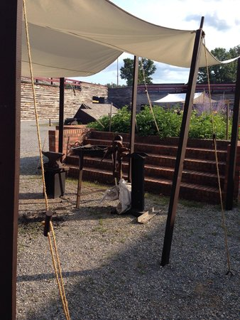 The Fort William Henry Museum & Restoration: Prop