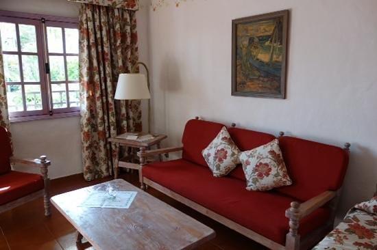 Hotel Parque Tropical : Das Zimmer
