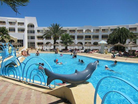 Ramada Liberty Resort Hotel : basen dla nieumiejących pływać