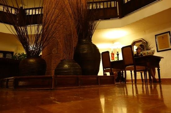 Hotel Parque Tropical : In der Lobby