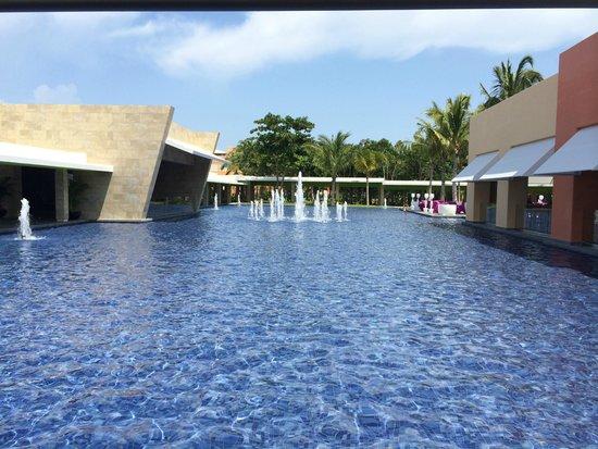 Hotel Barcelo Maya Beach: lobby