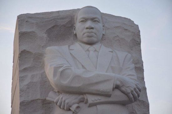 Holiday Inn Washington - Capitol: Dr. Kings monument
