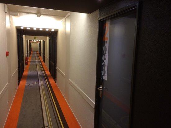 Ibis Styles Besançon : Dans le couloir