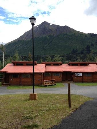 Kenai Princess Wilderness Lodge: Kenai Wilderness Lodge- room