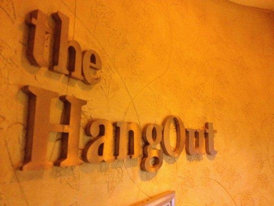 The HangOut : Entrance