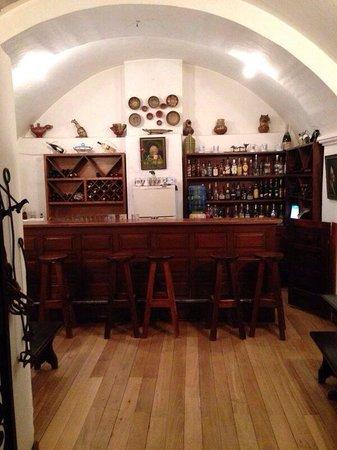 Hacienda La Cienega: Bar