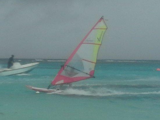 Club Med Punta Cana : fenêtre ouverte ! thermique du matin !