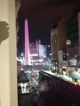 Broadway Hotel & Suites: Vista